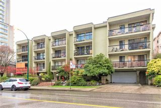 """Photo 2: 201 1215 PACIFIC Street in Vancouver: West End VW Condo for sale in """"1215 PACIFIC"""" (Vancouver West)  : MLS®# R2525564"""