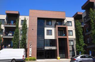 Photo 1: 404 1004 ROSENTHAL Boulevard in Edmonton: Zone 58 Condo for sale : MLS®# E4250933