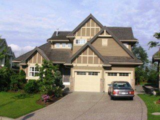 Main Photo: 3368 157A Street in South Surrey: Morgan Creek Home for sale ()  : MLS®# F2613523