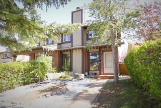 Main Photo: 6435 Coach Hill Road SW in Calgary: Coach Hill Semi Detached for sale : MLS®# A1114884