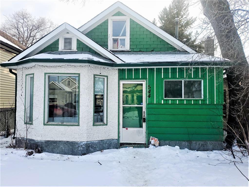 Main Photo: 544 Windsor Avenue in Winnipeg: East Kildonan Residential for sale (3A)  : MLS®# 202101715