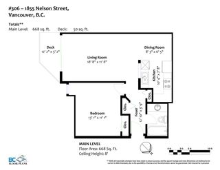 """Photo 29: 306 1855 NELSON Street in Vancouver: West End VW Condo for sale in """"West Park"""" (Vancouver West)  : MLS®# R2588720"""