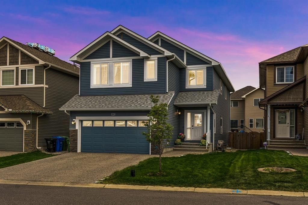 Main Photo: 121 Everhollow Rise SW in Calgary: Evergreen Detached for sale : MLS®# A1146816