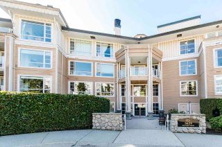 Photo 1: 312 3629 DEERCREST Drive in North Vancouver: Roche Point Condo for sale : MLS®# R2567140
