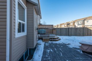 Photo 37: 2726 Sparrow Place in Edmonton: Zone 59 House Half Duplex for sale : MLS®# E4232767