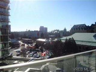 Photo 7: 603 708 Burdett Ave in VICTORIA: Vi Downtown Condo for sale (Victoria)  : MLS®# 561116