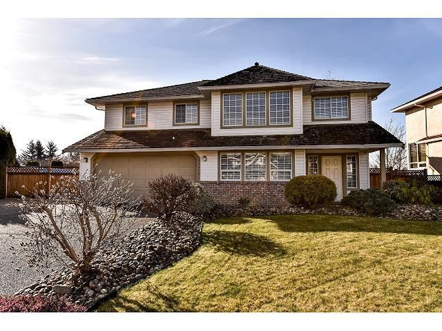 Main Photo: 34658 CURRIE PL in Abbotsford: Abbotsford East House for sale : MLS®# F1434944
