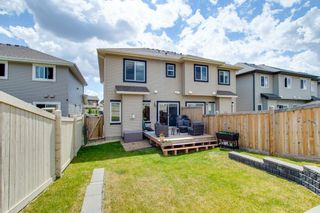 Photo 21: 15912 10 Avenue in Edmonton: Zone 56 House Half Duplex for sale : MLS®# E4248660