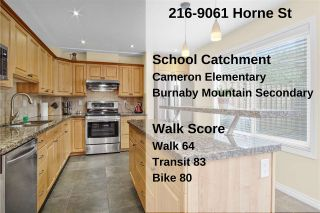 "Photo 13: 216 9061 HORNE Street in Burnaby: Government Road Townhouse for sale in ""BRAEMAR GARDENS"" (Burnaby North)  : MLS®# R2530339"