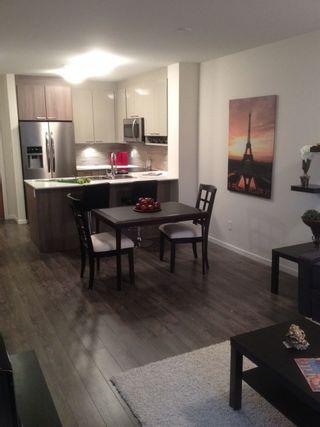 "Photo 2: 207 210 LEBLEU Street in Coquitlam: Maillardville Condo for sale in ""MACKIN PARK"" : MLS®# R2121579"