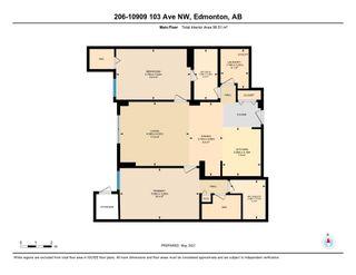 Photo 33: 206 10909 103 Avenue in Edmonton: Zone 12 Condo for sale : MLS®# E4246160