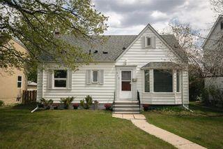 Photo 1: 213 Conway Street in Winnipeg: Deer Lodge Residential for sale (5E)  : MLS®# 202111656