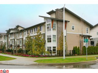 """Photo 1: # 17 6671 121ST ST in Surrey: West Newton Townhouse  in """"Salus"""" : MLS®# F1107663"""