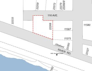 Main Photo: 1-5 22268 116 Avenue in Maple Ridge: West Central Land Commercial for sale : MLS®# C8036976
