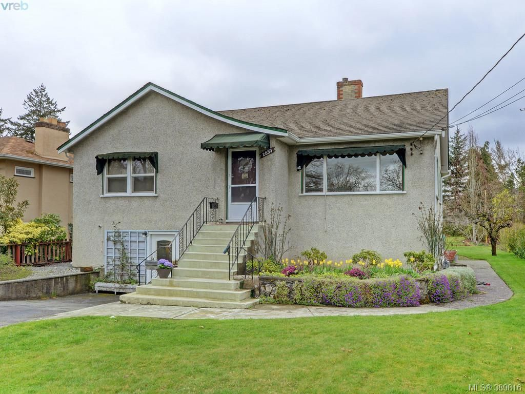 Main Photo: 2859 Colquitz Ave in VICTORIA: SW Gorge House for sale (Saanich West)  : MLS®# 783499