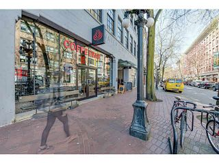 """Photo 15: 604 12 WATER Street in Vancouver: Downtown VW Condo for sale in """"WATER STREET GARAGE"""" (Vancouver West)  : MLS®# V1119497"""