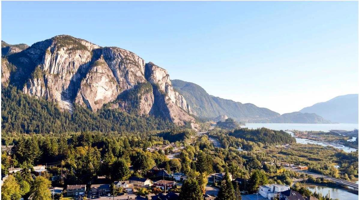 Main Photo: 41717 GOVERNMENT Road in Squamish: Brackendale Land for sale : MLS®# R2548076