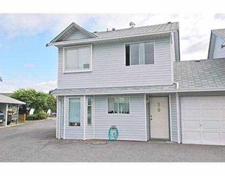 "Photo 1: 30 20630 118TH Avenue in Maple Ridge: Southwest Maple Ridge Townhouse for sale in ""WESTGATE TERRACE"" : MLS®# V548806"