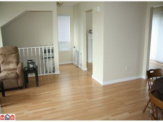 """Photo 4: 193 3160 TOWNLINE Road in Abbotsford: Abbotsford West Townhouse for sale in """"southpoint ridge"""" : MLS®# F1215437"""