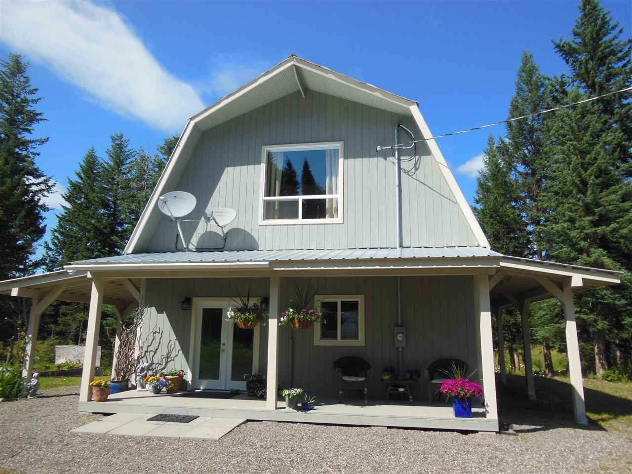 Main Photo: 3535 WESTWICK PIT Road: 150 Mile House House for sale (Williams Lake (Zone 27))  : MLS®# R2488772