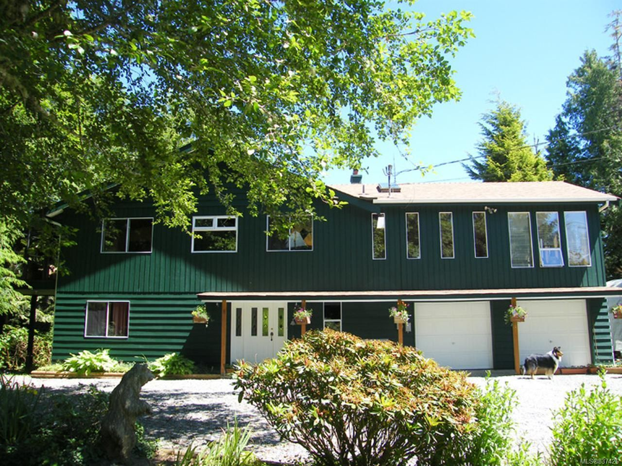 Main Photo: 1230 Pacific Rim Hwy in TOFINO: PA Tofino House for sale (Port Alberni)  : MLS®# 837426