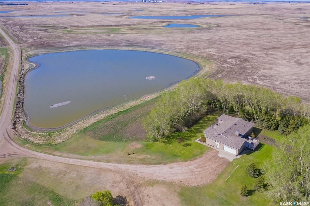 Main Photo: Colonsay Acreage in Colonsay: Residential for sale (Colonsay Rm No. 342)  : MLS®# SK856474