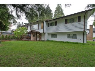 Photo 1: 2377 BEVAN Crescent in Abbotsford: Abbotsford West House for sale : MLS®# F1438355