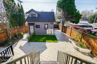 Photo 17: 3467 NANAIMO STREET in Vancouver: Grandview Woodland House for sale (Vancouver East)  : MLS®# R2360732