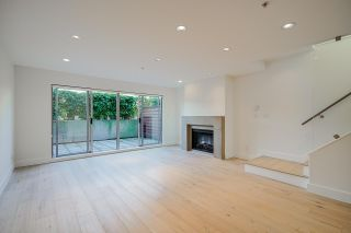 Photo 6: 1462 ARBUTUS STREET in Vancouver: Kitsilano Townhouse for sale (Vancouver West)  : MLS®# R2580636