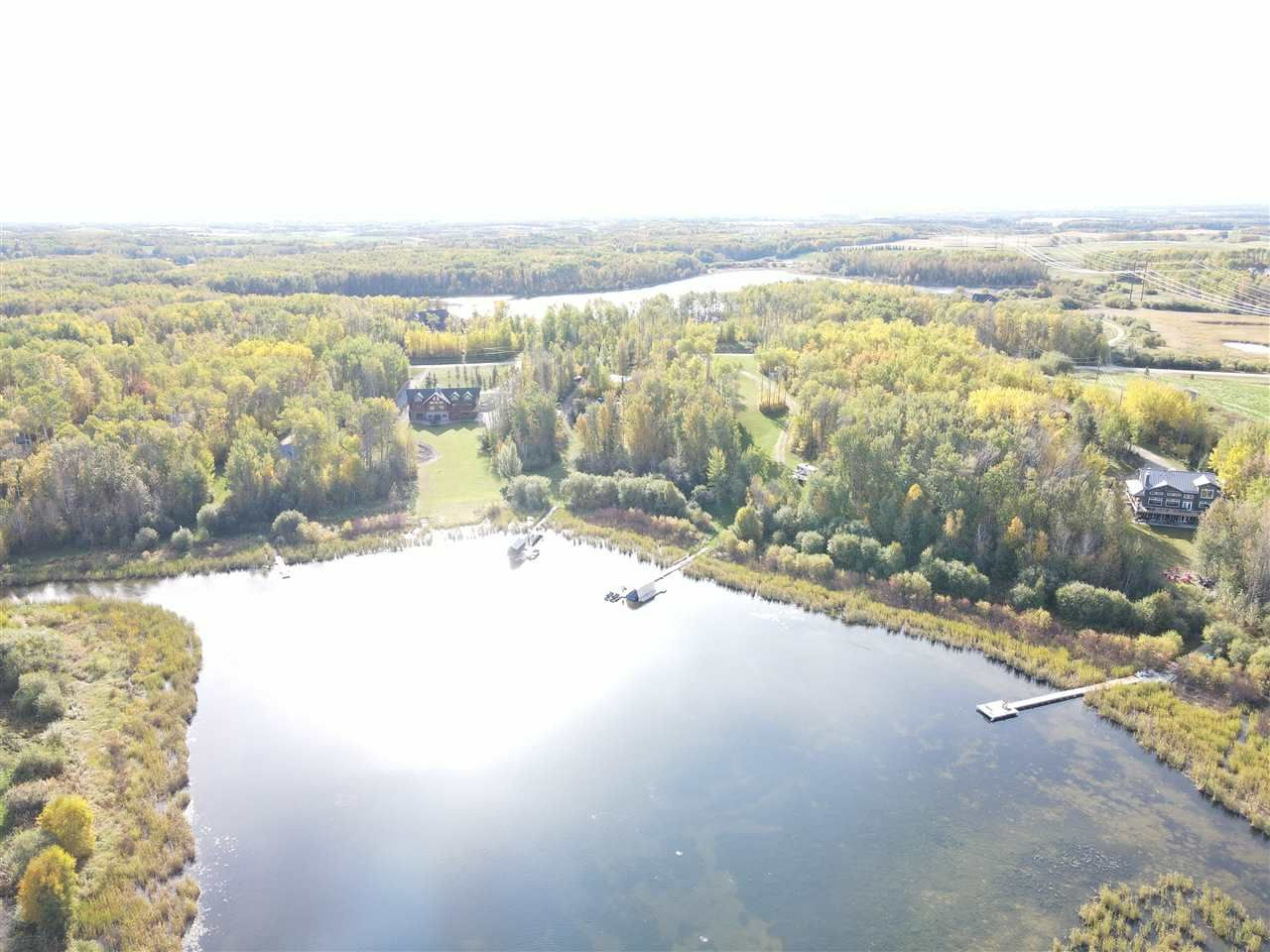 Main Photo: 10 52111 RGE RD 25: Rural Parkland County Rural Land/Vacant Lot for sale : MLS®# E4216524