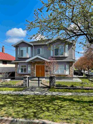 Photo 1: 4988 COMMERCIAL Street in Vancouver: Victoria VE House for sale (Vancouver East)  : MLS®# R2562848