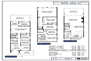 Photo 2: 15114 BUENA VISTA AVENUE: White Rock House for sale (South Surrey White Rock)  : MLS®# R2527396
