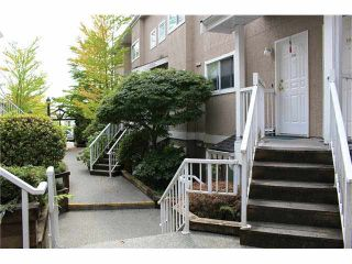 Photo 3: 203 3683 WELLINGTON Avenue in Vancouver: Collingwood VE Townhouse for sale (Vancouver East)  : MLS®# V1081346