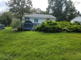 Photo 1: 7329 East Bay Highway in Big Pond: 207-C. B. County Residential for sale (Cape Breton)  : MLS®# 202122939