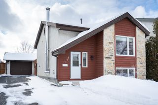 Photo 1: 111 Brotman Bay in Winnipeg: River Park South House for sale (2F)  : MLS®# 1904456