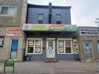 Photo 1: 540 Ellice Avenue in Winnipeg: Industrial / Commercial / Investment for sale (5A)  : MLS®# 202027787