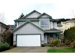 Photo 1: 1726 PADDOCK Drive in Coquitlam: Westwood Plateau House for sale : MLS®# V958449