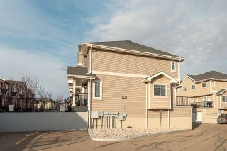 Photo 28: 27 675 ALBANY Way in Edmonton: Zone 27 Townhouse for sale : MLS®# E4237540