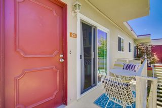 Photo 6: UNIVERSITY HEIGHTS Condo for sale : 1 bedrooms : 4747 Hamilton St #21 in San Diego