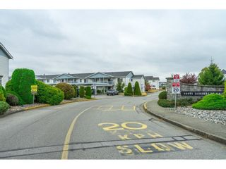 Main Photo: 163 32691 GARIBALDI Drive in Abbotsford: Abbotsford West Townhouse for sale : MLS®# R2611605