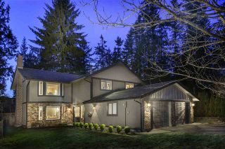 Photo 1: 3545 ROBINSON ROAD in North Vancouver: Lynn Valley House for sale : MLS®# R2136847