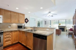 Photo 8: 403 288 UNGLESS Way in Port Moody: North Shore Pt Moody Condo for sale : MLS®# R2196452