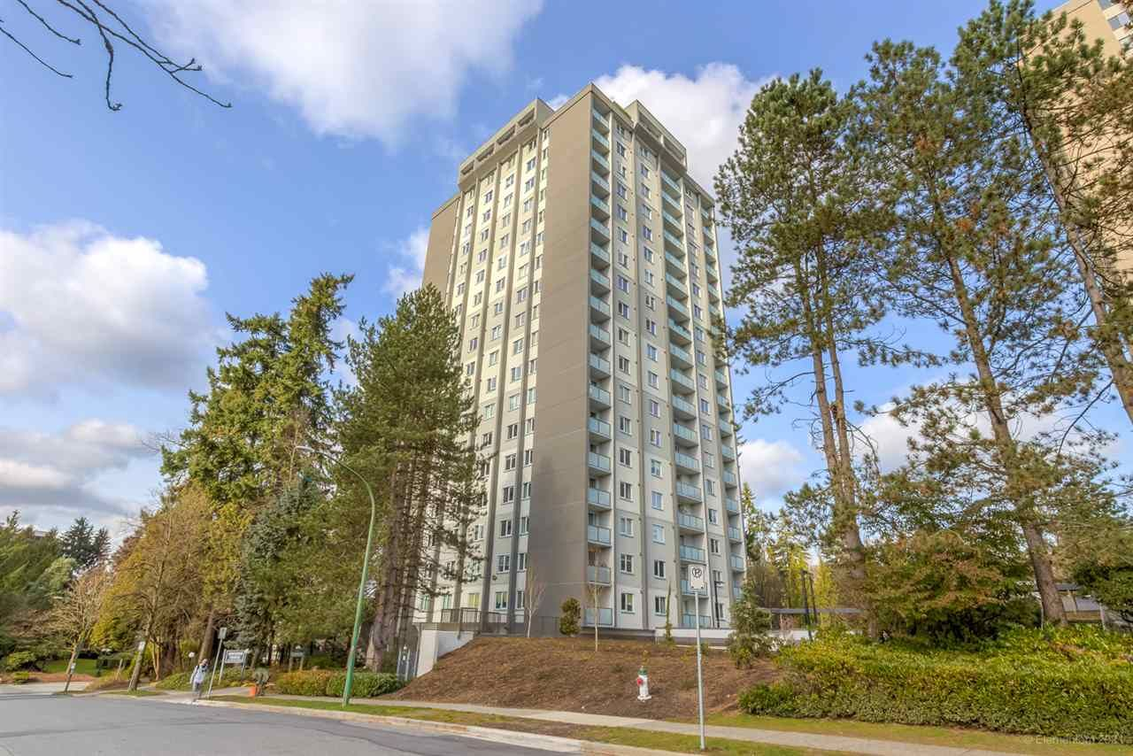 Main Photo: 901 9541 ERICKSON DRIVE in Burnaby: Sullivan Heights Condo for sale (Burnaby North)  : MLS®# R2544978