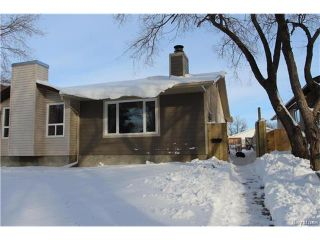 Photo 1: 35 Sage Wood Avenue in Winnipeg: Sun Valley Park Residential for sale (3H)  : MLS®# 1703388