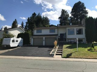 Photo 1: 413 GLENEAGLES DRIVE in Kamloops: Sahali House for sale : MLS®# 158021