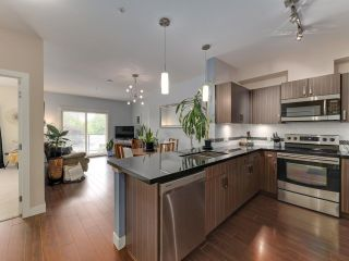 """Photo 2: 320 20219 54A Avenue in Langley: Langley City Condo for sale in """"Suede Living"""" : MLS®# R2602848"""