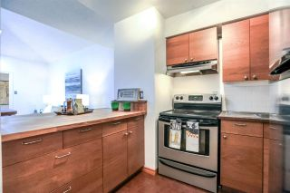 """Photo 5: 313 1545 E 2ND Avenue in Vancouver: Grandview VE Condo for sale in """"Talishan Woods"""" (Vancouver East)  : MLS®# R2152921"""