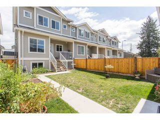 """Photo 19: 8615 CEDAR Street in Mission: Mission BC Condo for sale in """"Cedar Valley Row Homes"""" : MLS®# R2199726"""