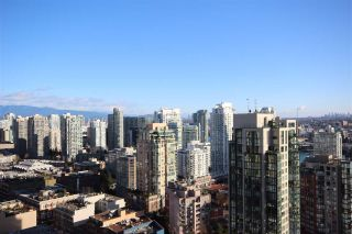 "Photo 12: 2603 1323 HOMER Street in Vancouver: Yaletown Condo for sale in ""Pacific Point"" (Vancouver West)  : MLS®# R2530497"