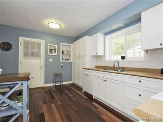 Photo 7: 2320 Hollyhill Pl in VICTORIA: SE Arbutus Half Duplex for sale (Saanich East)  : MLS®# 652006